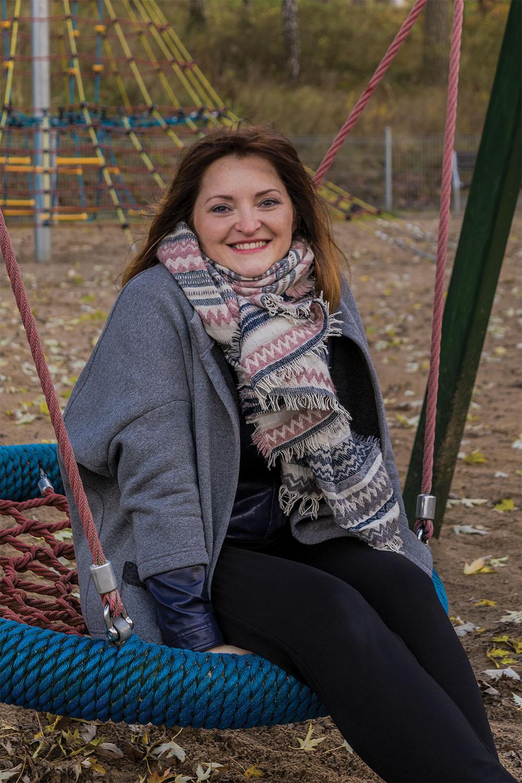 Agnieszka Kopacz. Fot. Marcin Maziarz