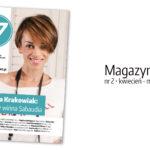 Tamara Krakowiak na okładce drugiego numeru Magazynu67