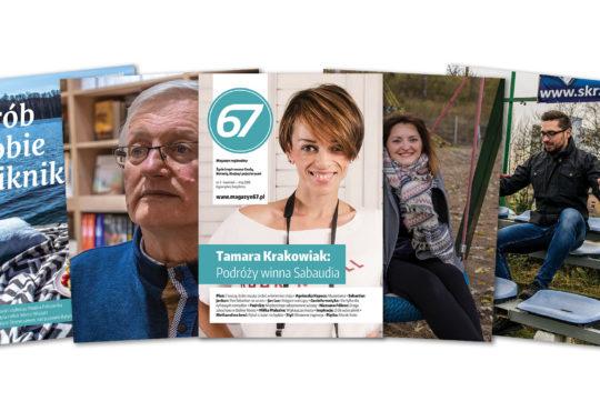 Magazyn67, nr 2, kwiecień - maj 2018