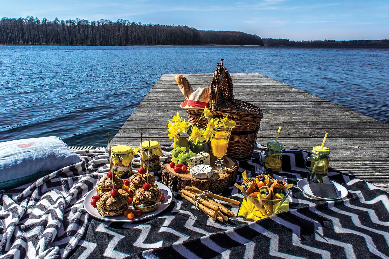 Wiosenny piknik w Drzewoszewie. Fot. Marcin Maziarz