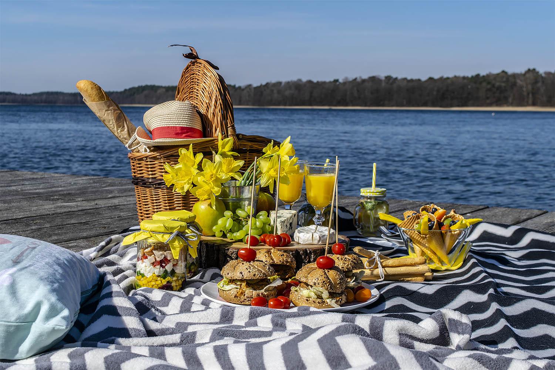 Piknik to dobry pomysł na weekend, choć jeżeli masz urlop - wykorzystaj środek tygodnia. Fot. Marcin Maziarz