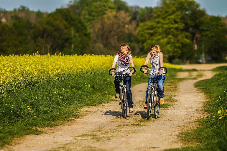 Rower to sprawdzony pomysł na ruszenie z miejsca. Fot. Fotolia