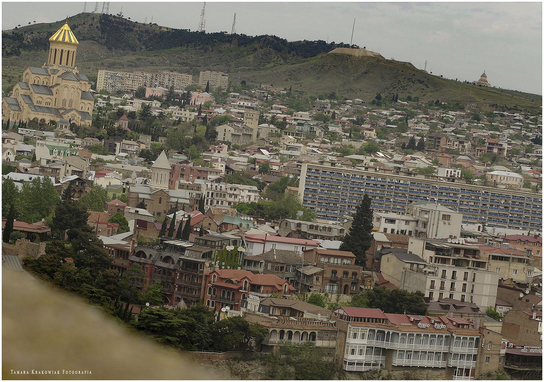 Gruzja. Fot. Tamara Krakowiak