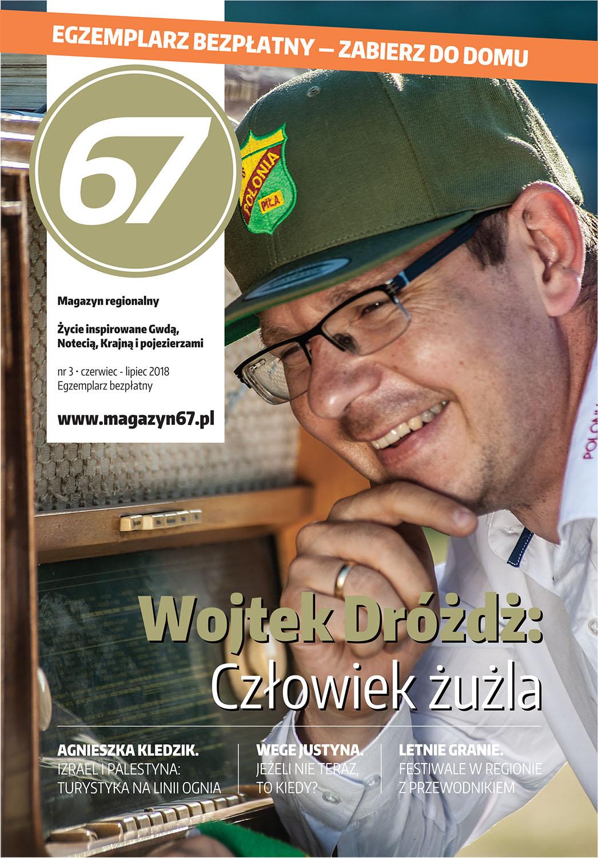 Okładka trzeciego numeru Magazynu67