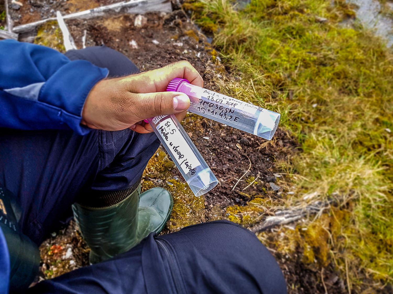 Wyprawa naukowa Nadnoteckiego Instytutu UAM w Pile na Spitsbergen