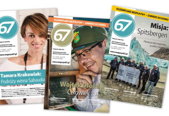 Okładki Magazynu67