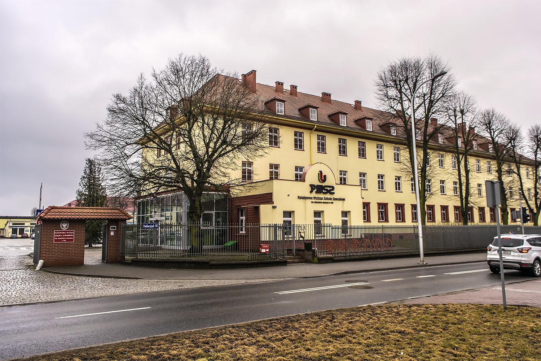 Państwowa Wyższa Szkoła Zawodowa w Pile. Fot. Marcin Maziarz