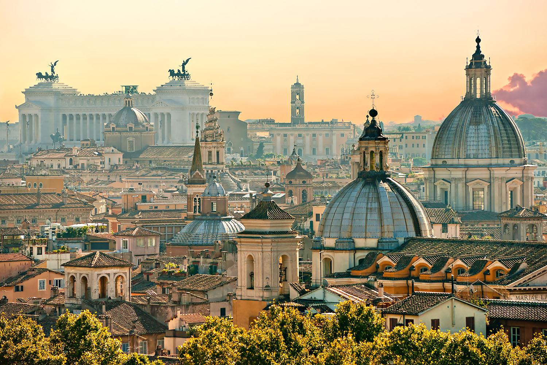 Rzym, Włochy. Fot. Chroma Stock