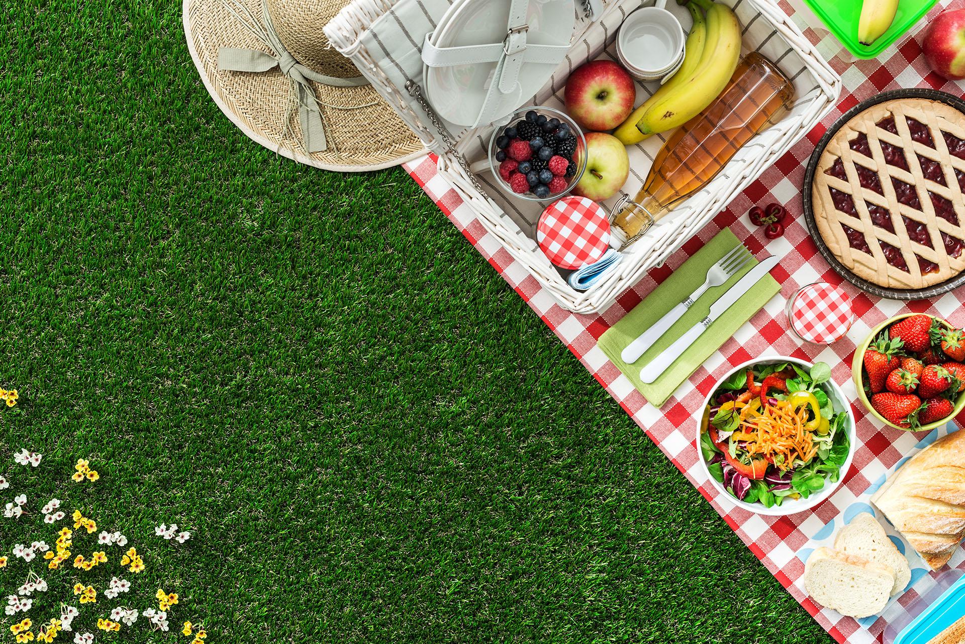 Zróbmy sobie piknik. Fot. Chroma Stock