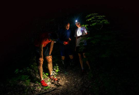 Ultrasi: Radek Łożyński, Jacek Sikorski, Piotr Sikorski. Fot. Marcin Maziarz