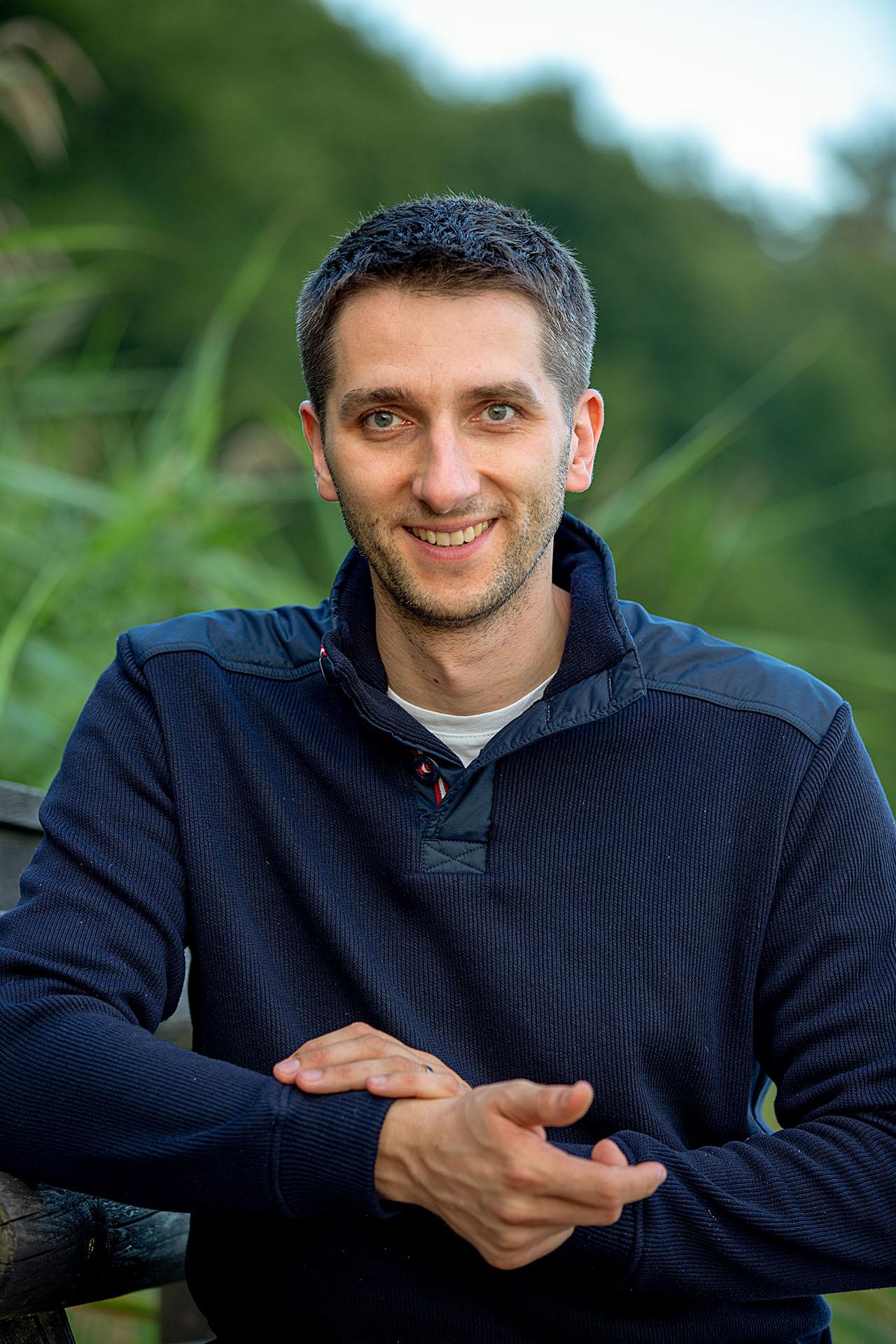 Marcin Zaborski. Fot. Tomasz Pierzgalski