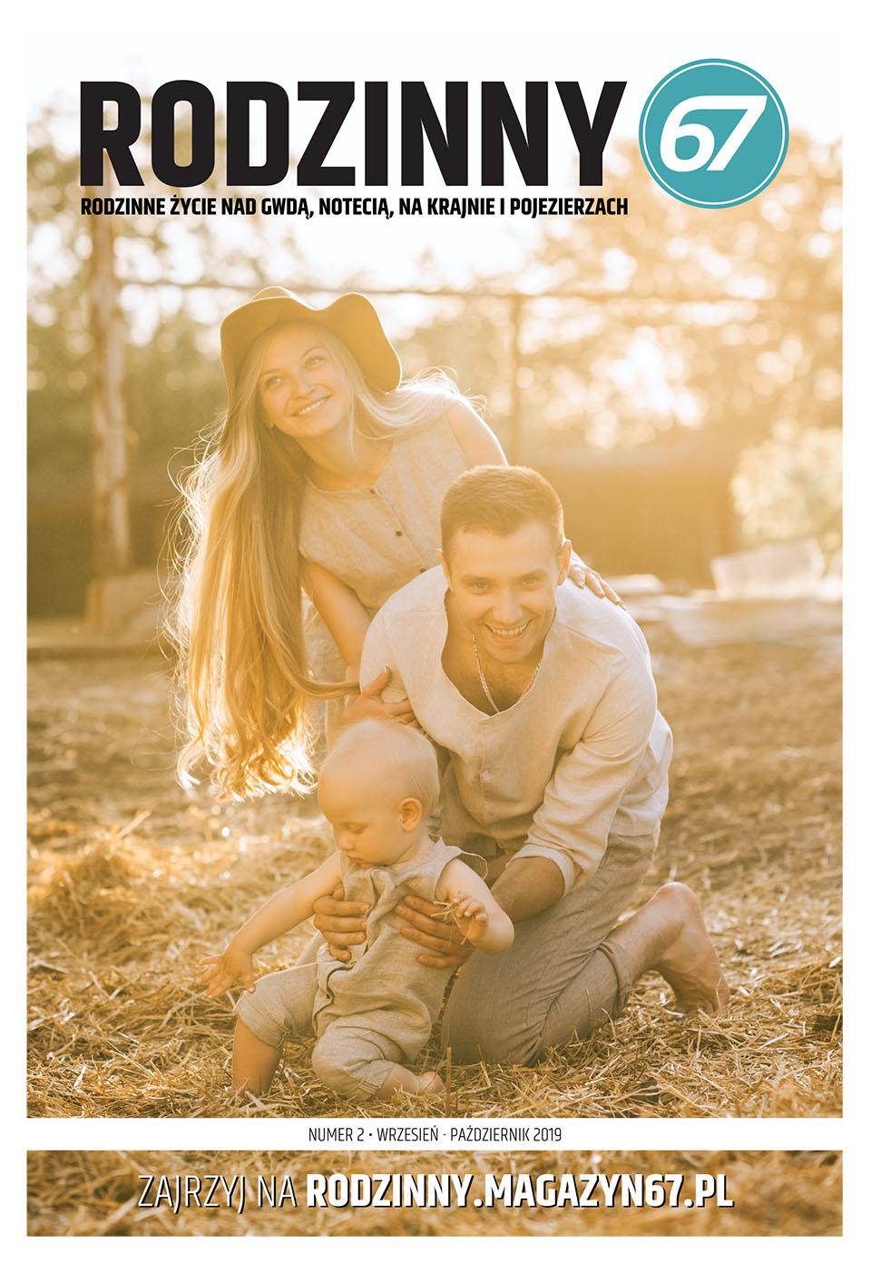 Okładka Rodzinnego Magazynu67