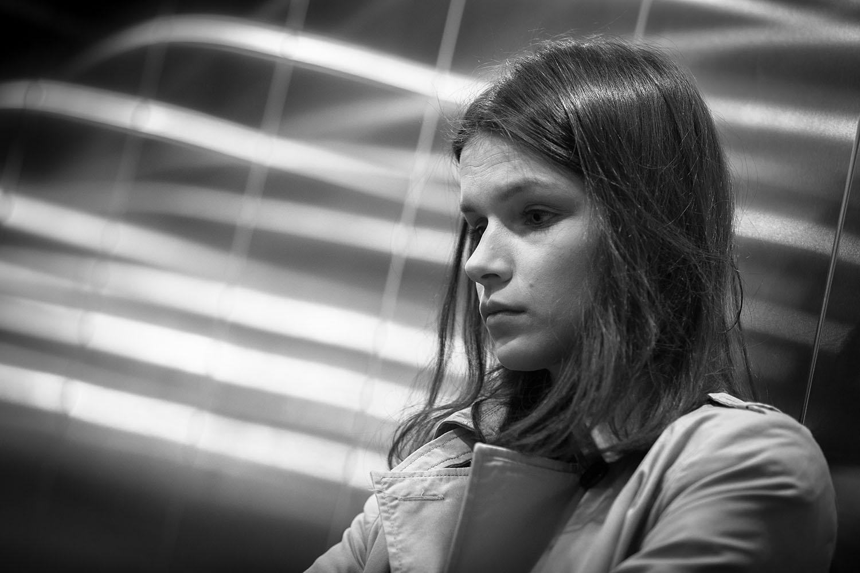 Anna Bieżyńska w roli Kingi. Fot. Zbigniew Komorowski