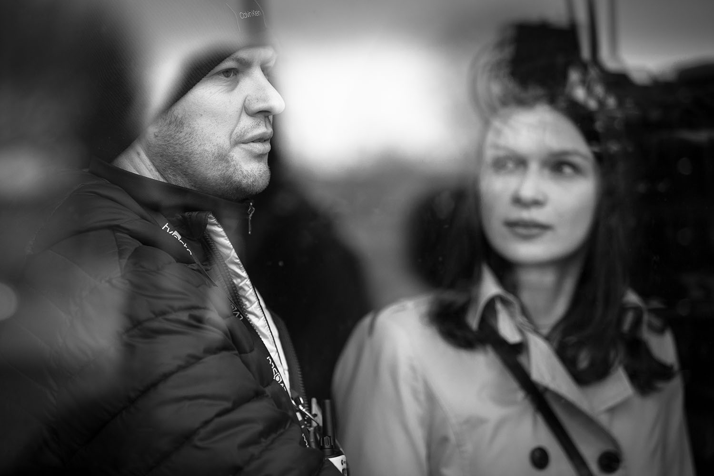 Tomasz Janczar i Anna Bieżyńska. Fot. Zbigniew Komorowski