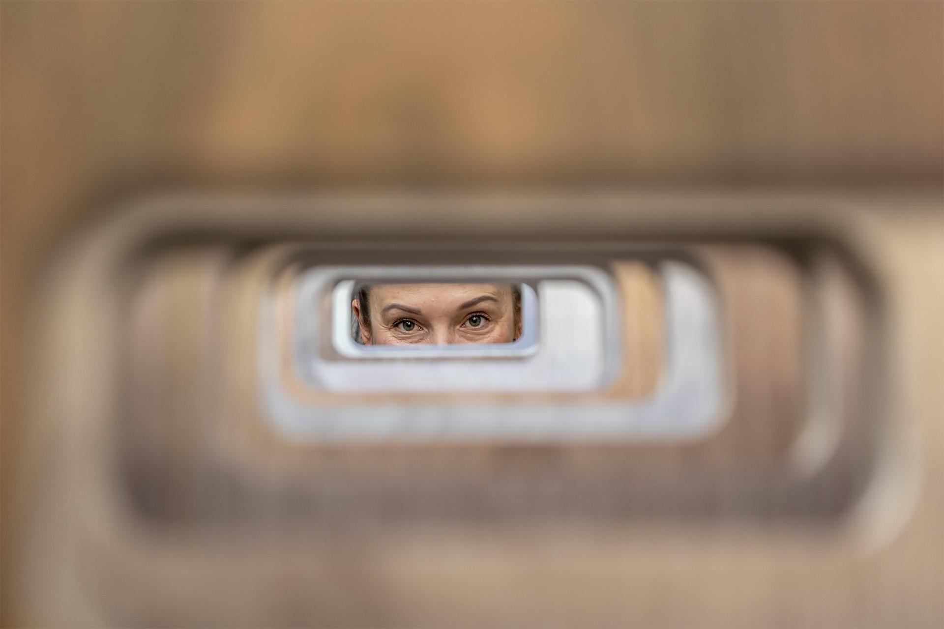 Kamila Kochanowska. Fot. Marcin Maziarz