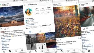 #Instagramer: @michalozmina (Michał Oźmina)