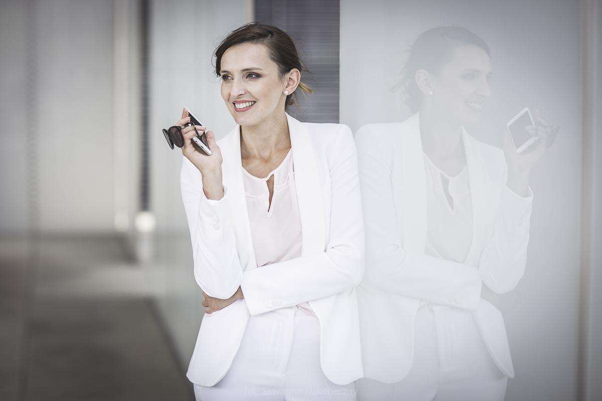 Anna Piwowarczyk, stylistka. Fot. Sławek Nakoneczny