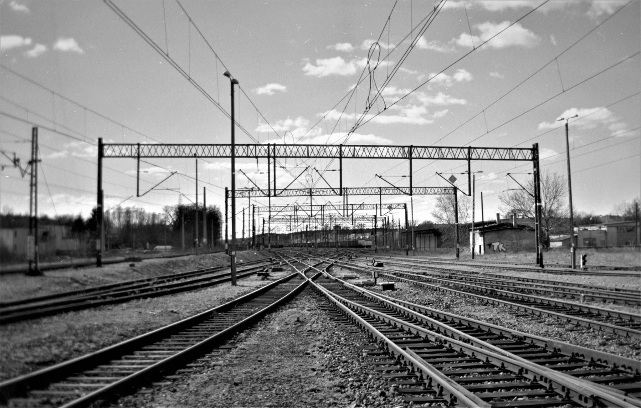 Stacja Piła Główna. Fot. Damian Sidorski