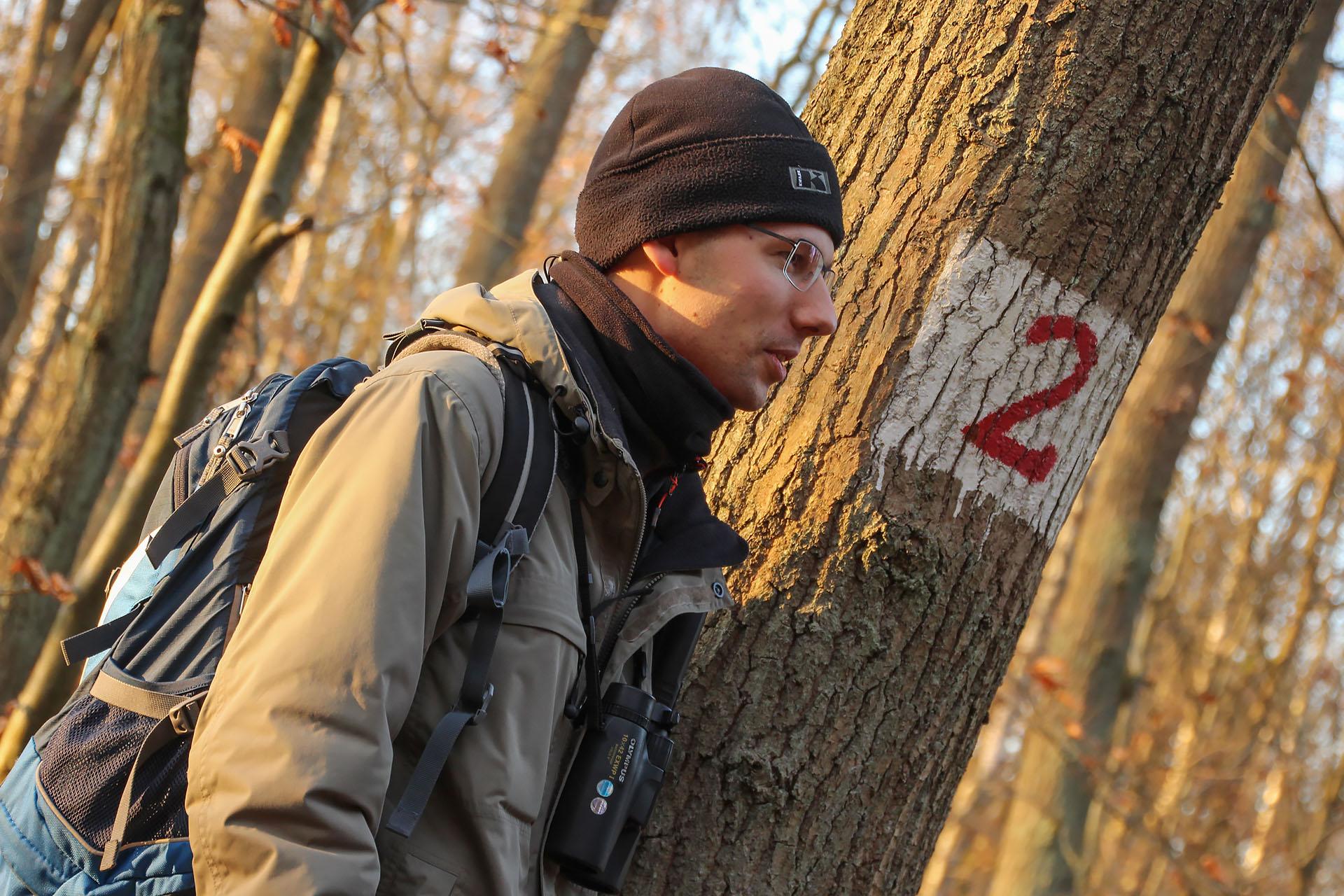Mateusz Gutowski. Fot. Robert Nowicki