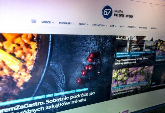Magazyn67.pl w listopadzie. Fot. Marcin Maziarz