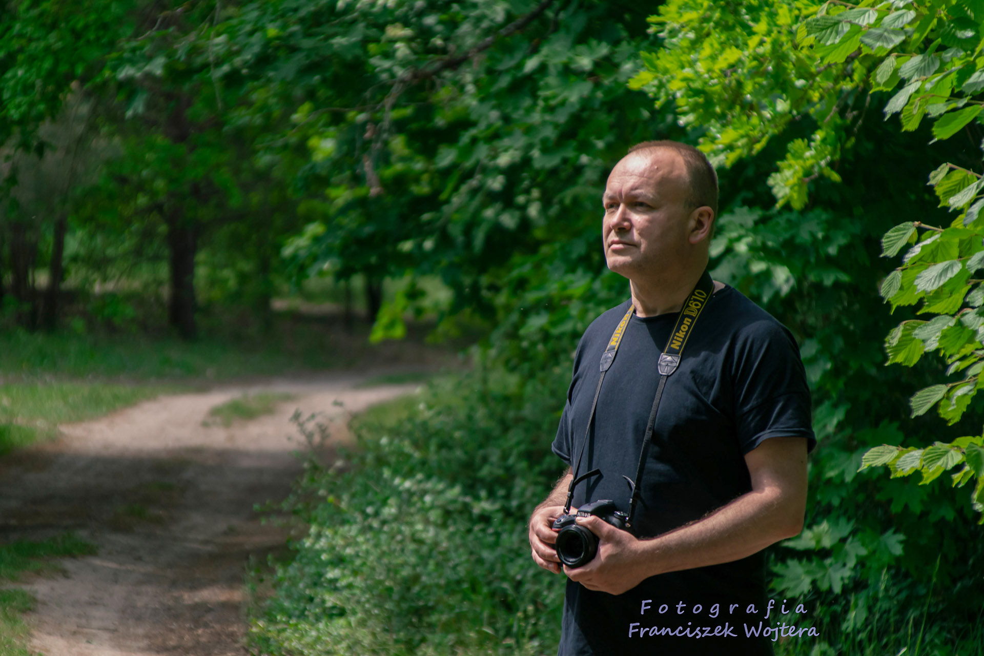 Remigiusz Wojtera. Fot. Franciszek Wojtera