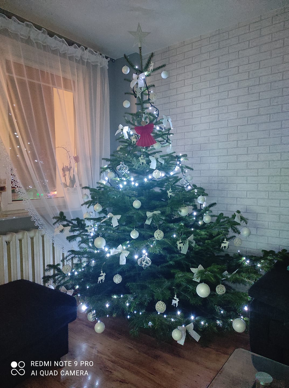 "Zdjęcie nadesłane na konkurs ""Moja choinka"": Patrycja Gradowska-Żyła"