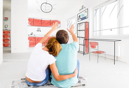 Nawet w czasie obostrzeń związanych z pandemią COVID-19 da się zwiększyć szanse na uzyskanie kredytu hipotecznego. Fot. Chroma Stock