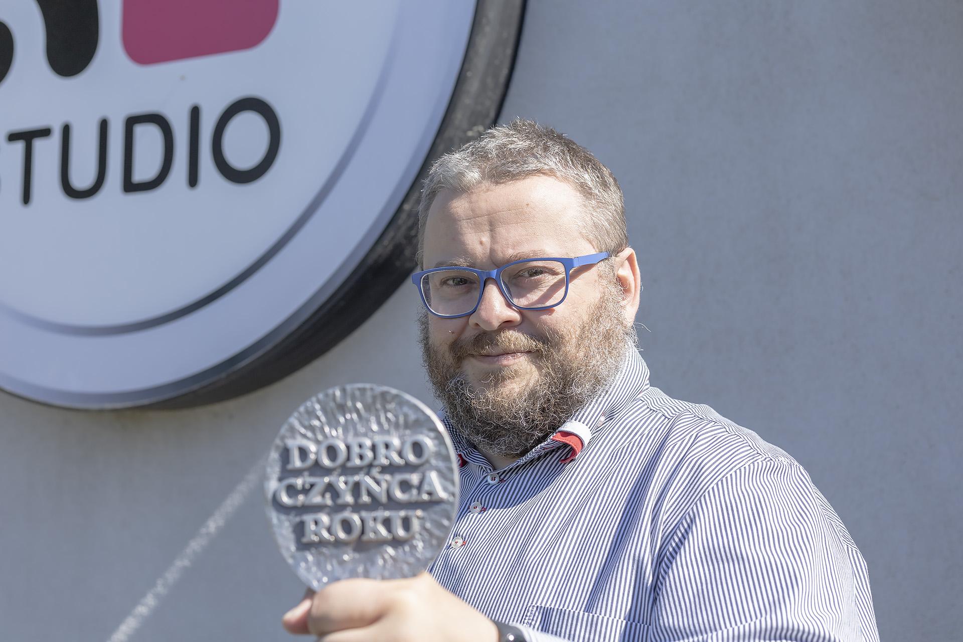 Krzysztof Rauhut. Fot. Marcin Maziarz