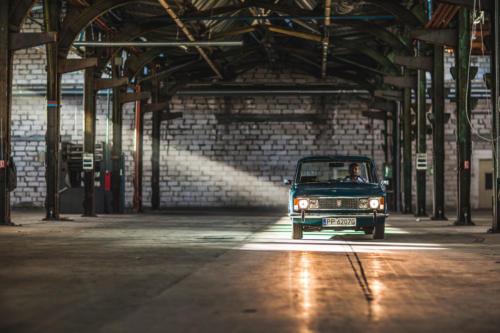 Zabytkowy Fiat 125. Fot. Sławek Nakoneczny