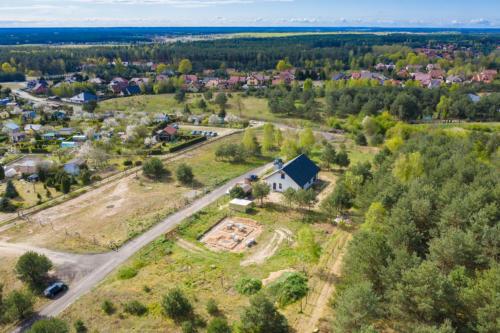 KZ Nieruchomości – zdjęcie ofertowe wykonane dronem
