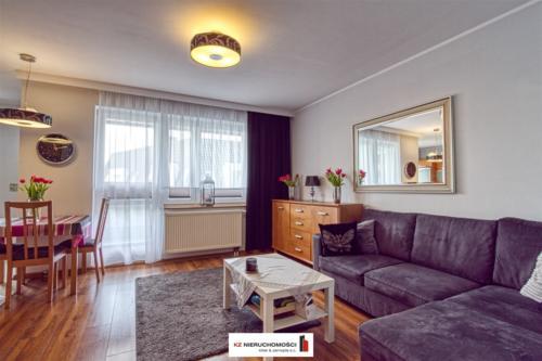 Fotografie ofertowe typowego mieszkania w ofercie KZ Nieruchomości. Fot. KZ Nieruchomości