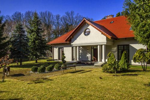 Wyjątkowy dom blisko miasta. Miejsce w którym czas zwalnia bieg. Fot. Marcin Zamojda