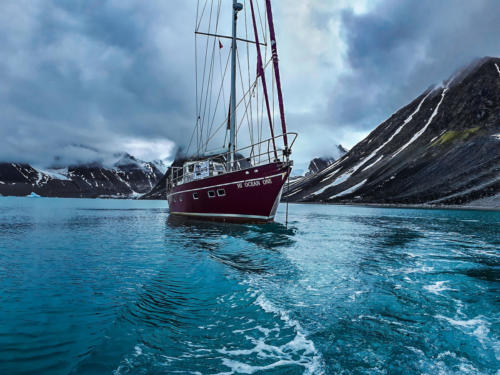 Wyprawa naukowa Nadnoteckiego Instytutu UAM w Pile na Spitsbergen. Fot. Uczestnicy wyprawy