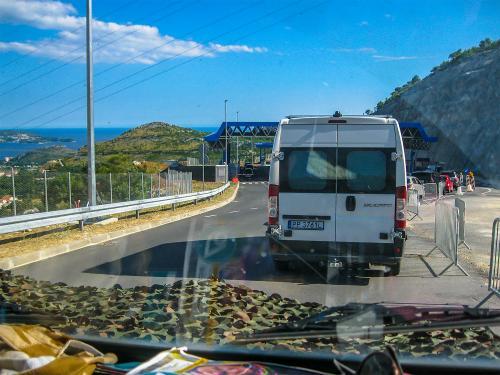 Wyprawa Honkerem na Bałkany. Fot. z archiwum uczestników wyprawy